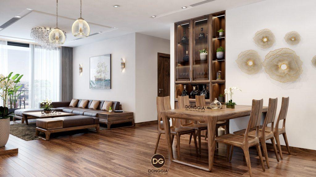 Các mẫu thiết kế nội thất phòng khách liên thông bếp đẹp nhất 2019 20 mẫu thiết kế nội thất phòng khách chung cư hiện đại tuyệt đẹp